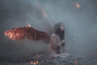 Yana Bobrykova – de fotografische fee - Thalmaray.co