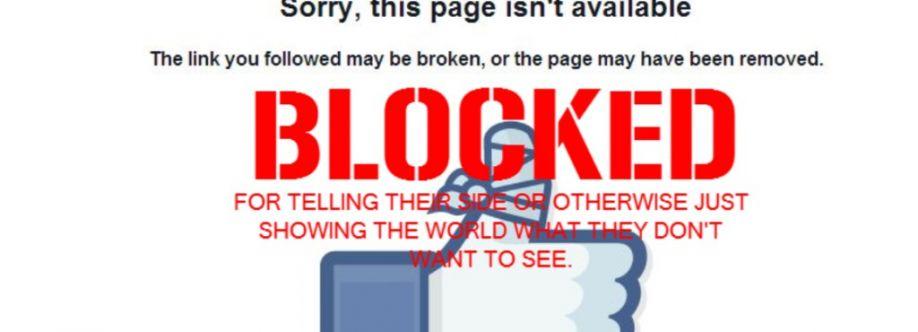 Geblokkeerd door Facebook?