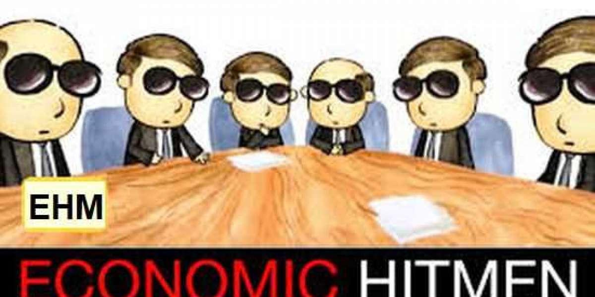 """""""Economic Hit Men"""""""