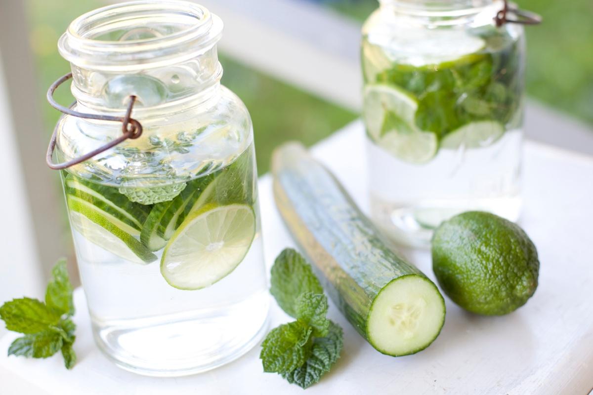 Komkommers: Dit kan deze groente voor je gezondheid betekenen+recept