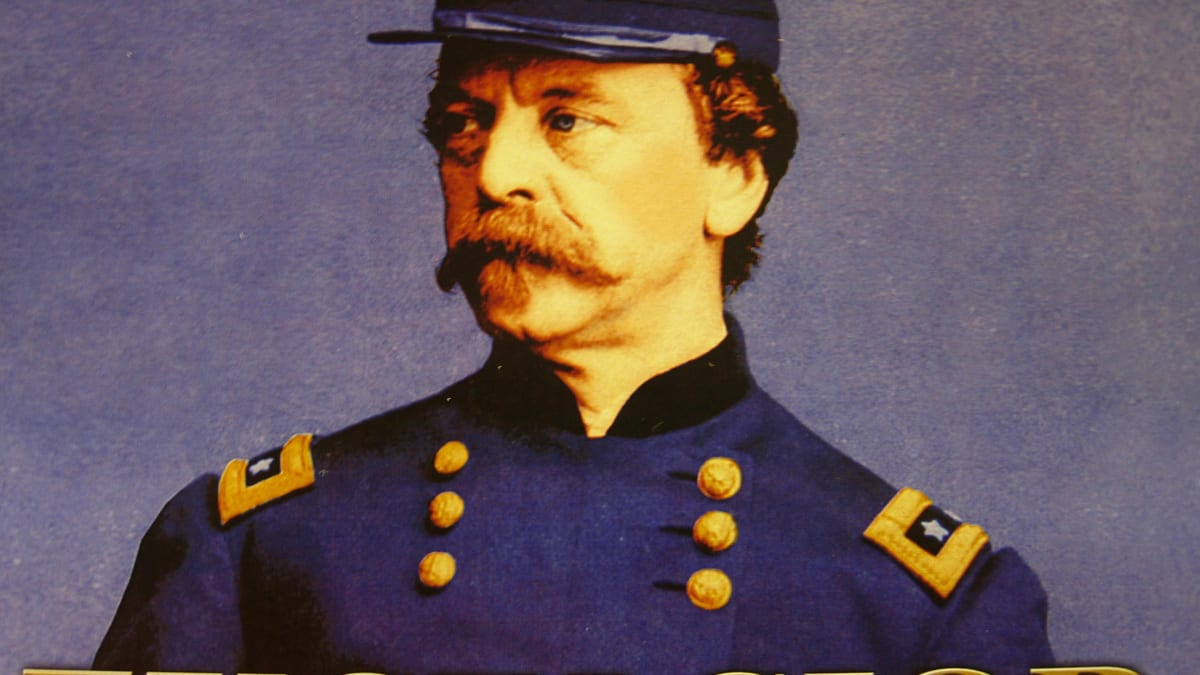 Daniel Sickles : generaal rebel in de Amerikaanse Burgeroorlog   Recordatio