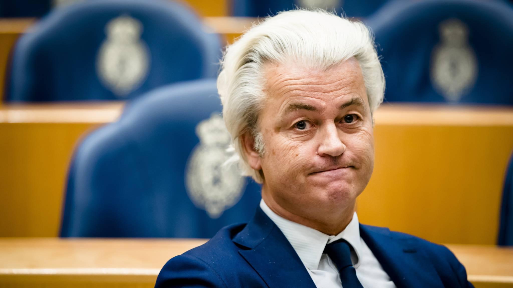 Geert Wilders is woest: 'Linkse elite wil PVV verbieden!' - INDIGNATIE