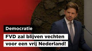 Forum voor Democratie - Van Meijeren tegen Ollongren: U bouwt aan een totalitaire staat!